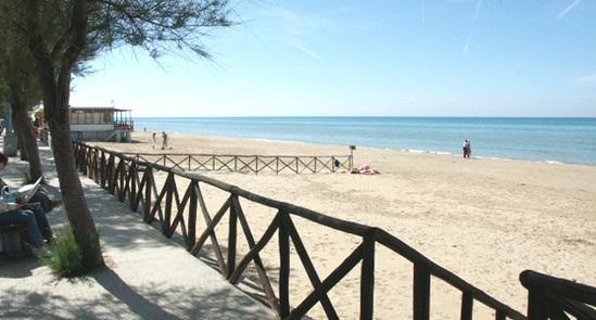 Appartamenti sul gargano for Piccoli piani di casa sulla spiaggia su palafitte
